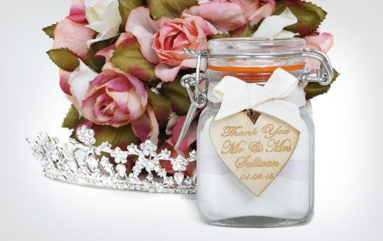 cookie mix wedding favours
